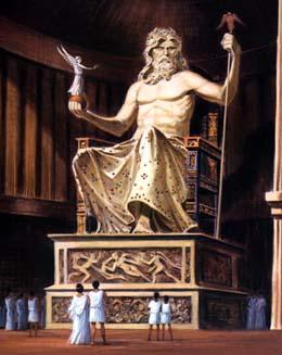 История возникновения Олимпийских игр в Древней Греции окутана легендами...